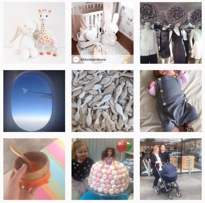 global baby instagram