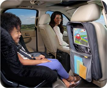 Brica Hide a Seat Organiser with Tablet