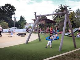 Lake Town Green Playground, Takapuna